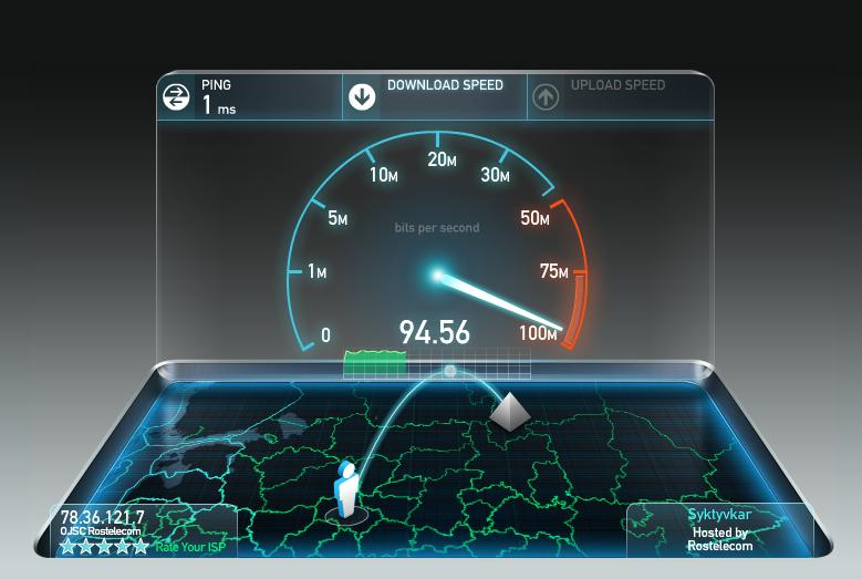 Своими руками увеличить скорость интернета 41