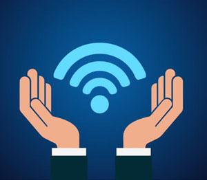 wi-fi у вас дома